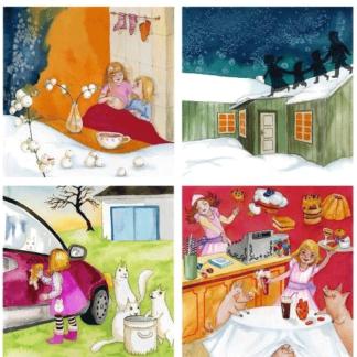 Lastenkirjallisuus